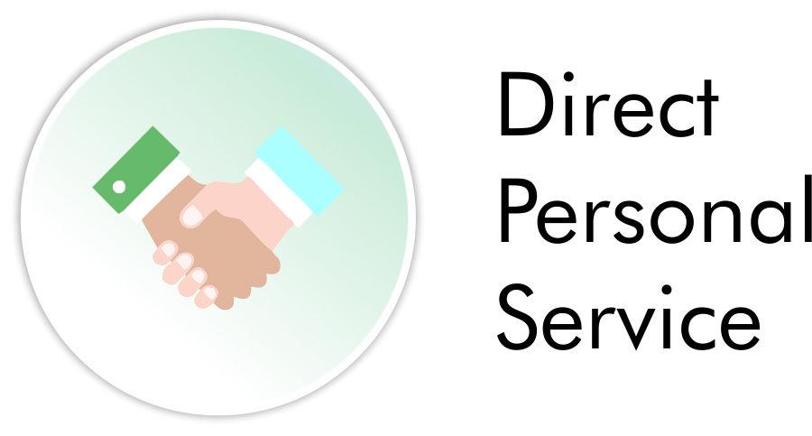 Direct Personal Service